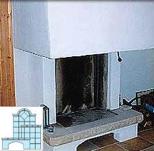 kaminbau kamin offener kamin heizkamin kaminofen plant und baut ofenbaumeister karsten. Black Bedroom Furniture Sets. Home Design Ideas